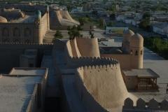Ark fortress view, Bukhara