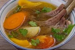 Shurpa - Uzbek traditional soup