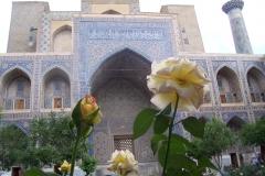 Ulugbek madrassah, Registan, Samarkand