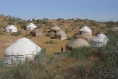 Yurt camping, Nurata