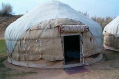 Yurts in Nurata